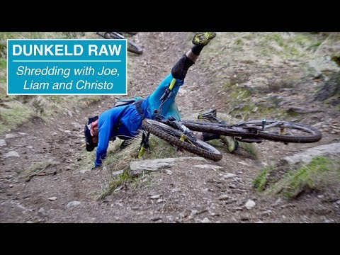 Bonus Footage - Dunkeld Raw // Shredding with Joe, Liam and Christo