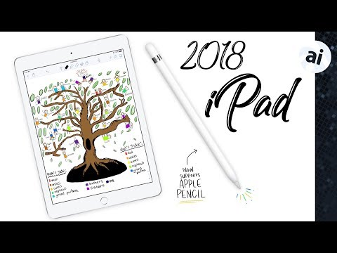 2018 iPad Overview - Apple Pencil Support for only $329!