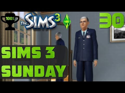 Master of the Handiness Skill - Sims Sunday Ep. 30 [Completionist Sims 3 Let's Play]