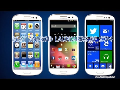 Best launcher For Android | Launchers for android