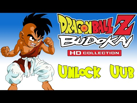 How to Unlock Uub - Dragon Ball Z Budokai 3 HD