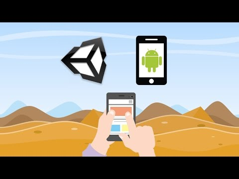 Complete Unity Android Game & App Developer - Build 10 Games & Apps