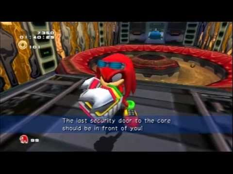 SA2B Cannon's Core 0:05.19 + Sonic's Glitched Chao Key