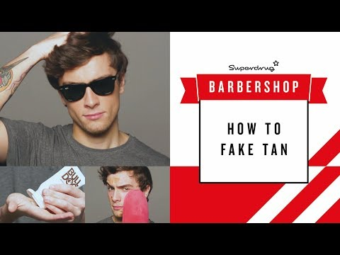 HOW TO | Fake Tan Your Face | Superdrug