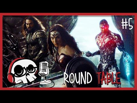 Justice League, Legion and X-Men- JustSomeNerds #5