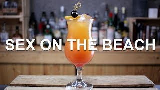 Download Sex on the Beach Cocktail Recipe Video