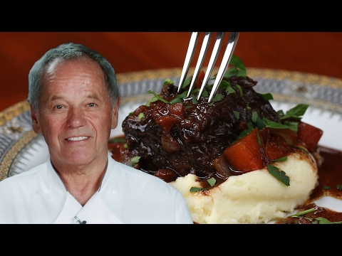 Cabernet-Braised Short Ribs As Made By Wolfgang Puck
