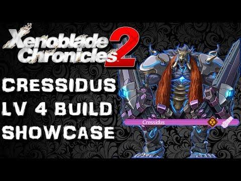 Xenoblade Chronicles 2 - Cressidus Guide (Lv4 Build)