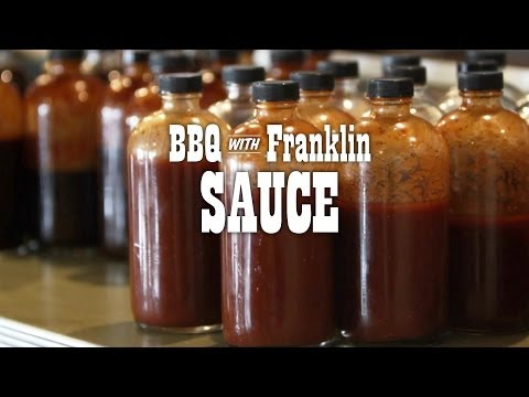 BBQ with Franklin: Sauce