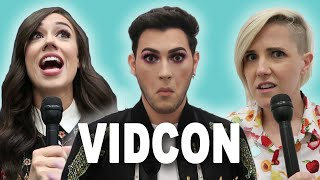 YouTubers Share Their Craziest VidCon Stories