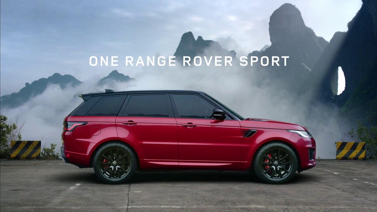 2019 Range Rover Sport - Land Rover Frisco