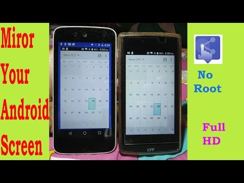 Android Screen Share on Another Phone || Mobile Screen Sharing || CB TECHNIC WORLD
