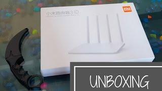 Xiaomi Mi WiFi Router 3C Unboxing, Setup & App Features