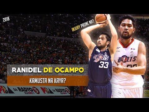 Kamusta na kaya si Ranidel De Ocampo? | Injury Prone na?