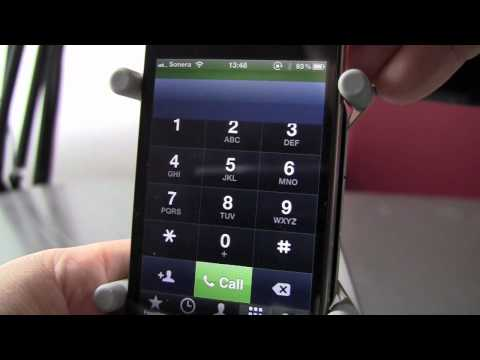 iOS 4.1 Security Issue - Bypassing the Lock Screen to Make Calls