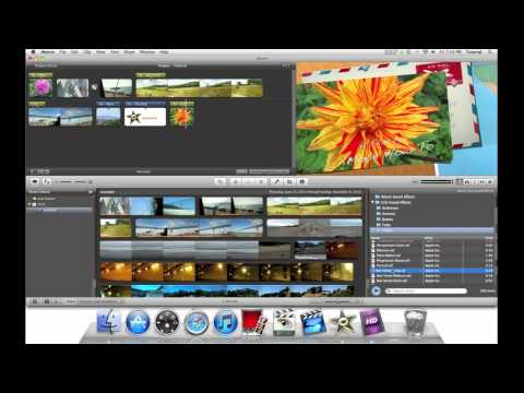iMovie 11 - Adding Music To Your iMovie Project