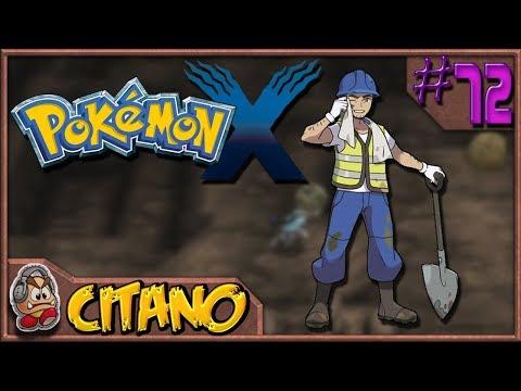 Let's Play Pokemon X - #72: Terminus Cave