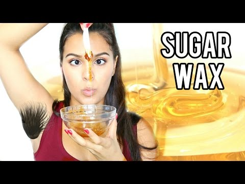 Beauty Busters: Poop or Woop? DIY Sugar Wax!