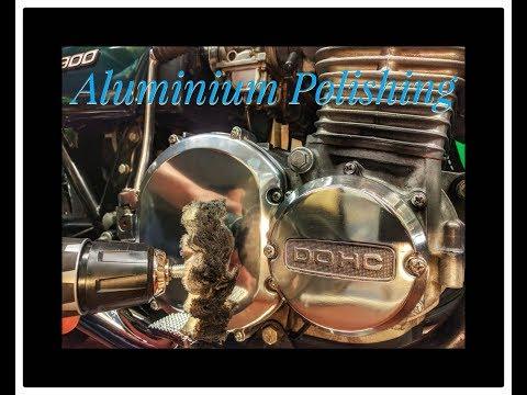 Aluminium Polishing To A Chrome Mirror Finish