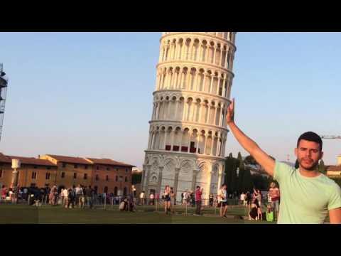 Italy Travel Vlog 3 - Pisa & Cinque Terre