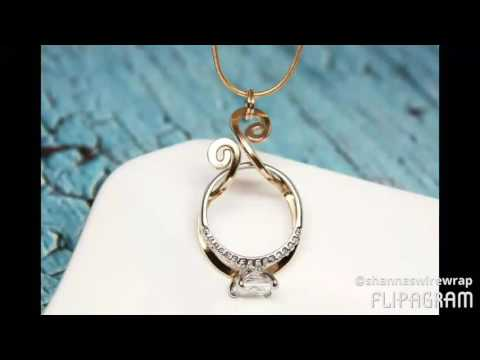 Magic Ring Holder Necklace