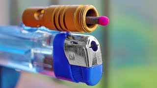 3 Awesome Tricks with Lighters!