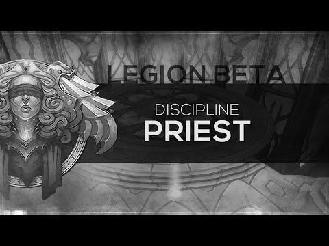 FinalBossTV - WoW LEGION Beta | Discipline Priest [1st Pass]