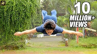 Tiger Shroff Live Stunt For Baaghi 2