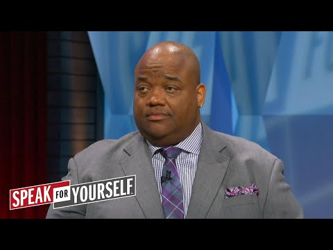 Jason Whitlock on Lamar Jackson going to the Ravens, Darnold to the Jets | NFL | SPEAK FOR YOURSELF
