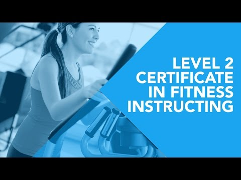 CMS Fitness Courses   Level 2 Certificate in Fitness Instructing