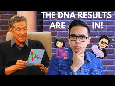 The DNA RESULTS CAME IN!