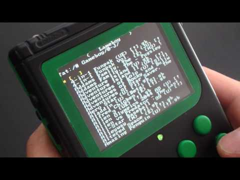 Gameboy - Reloaded