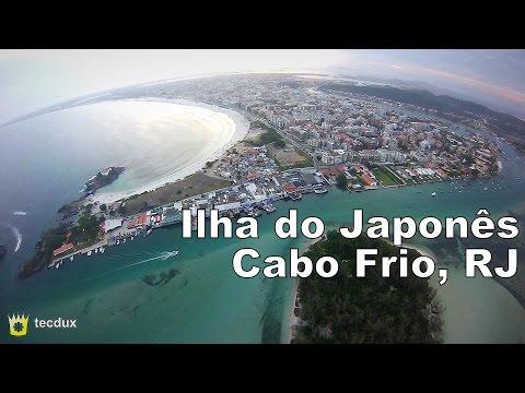 Drone FPV - Ilha do Japones, Cabo Frio, RJ, Brazil