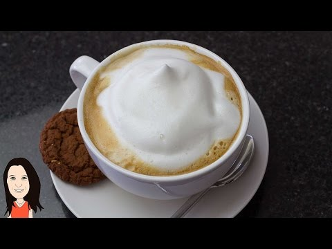 Vegan Whipped Cream - Great Dairy Free Coffee Creamer!