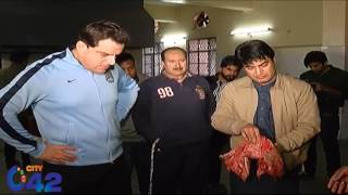 Punjab Food Authority raided at the kitchen of Punjab Institute of Mental Health