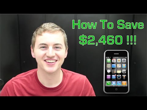Cheapest iPhone Plan? How To Save Money!