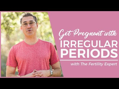 Trying to get pregnant with irregular periods | The Fertility Expert