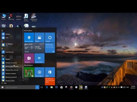 How to take a screenshot on pc/laptop windows 10