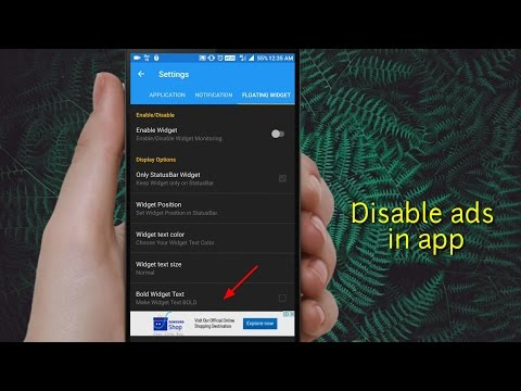 How to Disable ads in app | you can do it with Android 7 (Nougat)