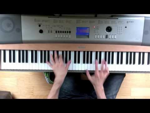 Paradise - Coldplay - Violin and Piano Cover