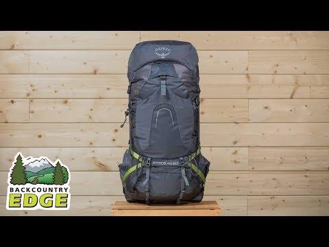 Osprey Atmos AG 50 Internal Frame Backpack