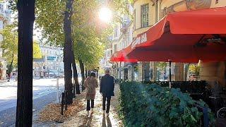 Sweden - Stockholm City Centre walk 🌞 #237