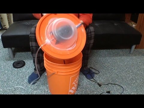 c02 Generator: How to, diy, homemade.