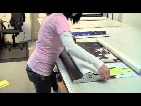 How to Change a Banner in a Retractable Banner Stand