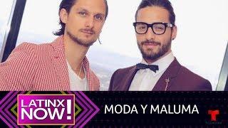 Latinx Now! | ¿sabes Quién Es El Estilista De Maluma? | Telemundo