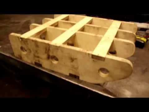 Willys Jeep Copper Fuel Tank Fabrication Part 2