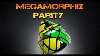 Megamorphix Parity Tutorial (Corner and Edge Parity