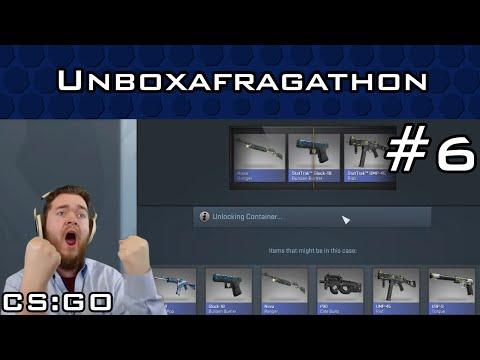 Unboxafragathon! Falchion Case