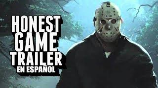FRIDAY THE 13th (Honest Game Trailers en Español)