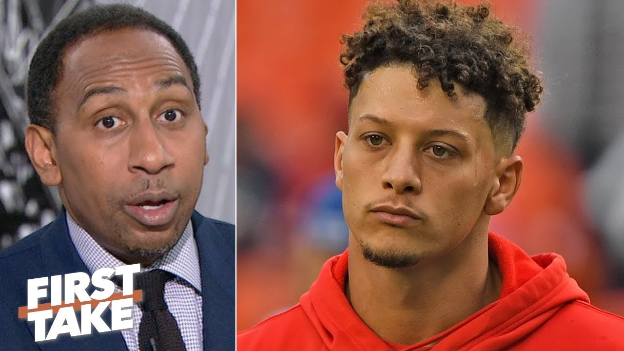 The Colts' defense neutralized Patrick Mahomes - Stephen A. | First Take